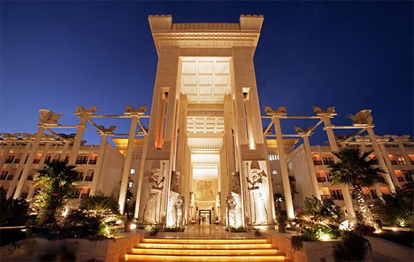 هتل های جزیره کیش