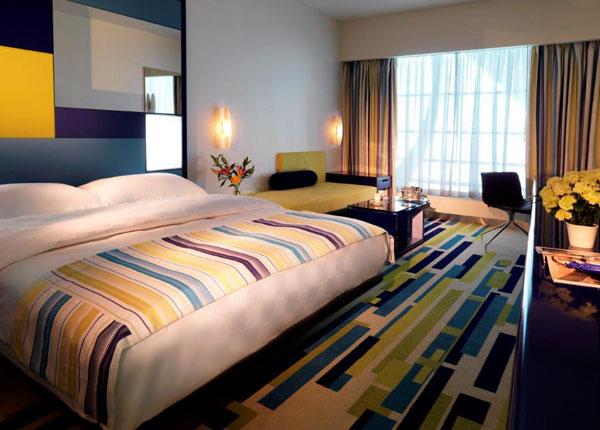 هتل اینترنشنال تور دبی