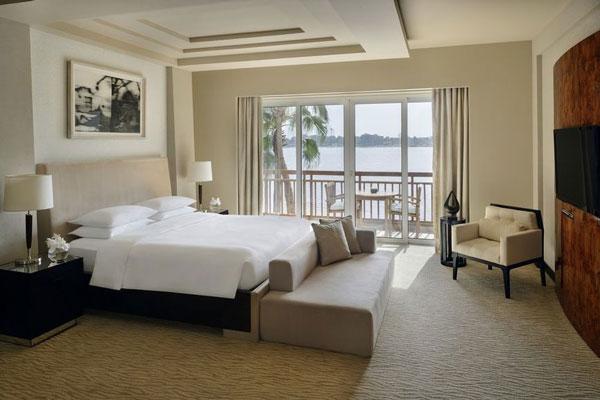 هتل پارک هایت تور دبی