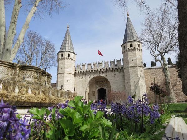 کاخ استانبول