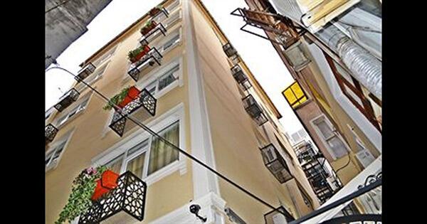 هتل آلیون تکسیم تور استانبول