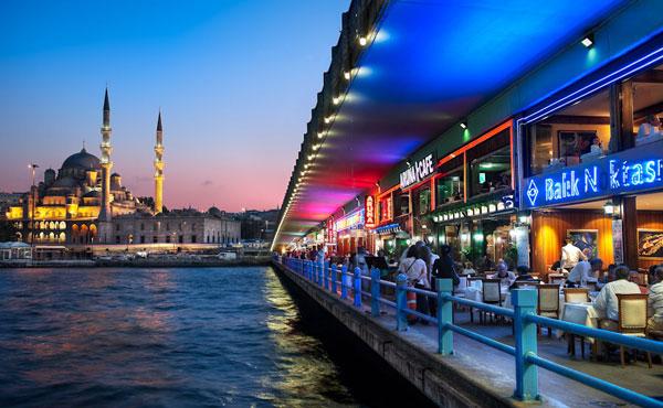 جاذبه های تور استانبول