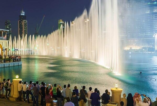 تور دبی از اصفهان