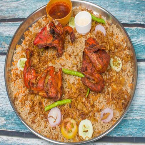 غذا های دبی