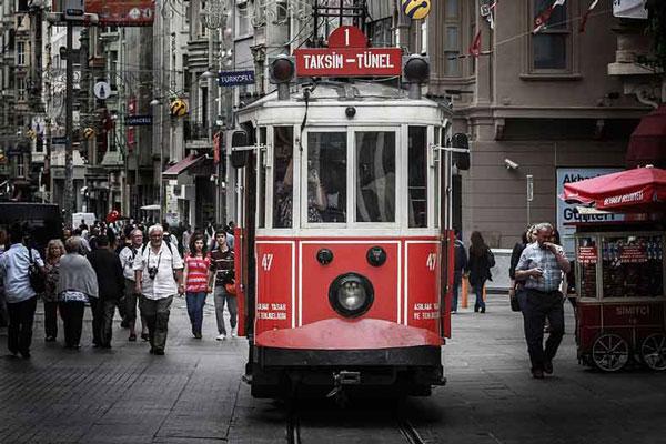 حمل و نقل در تور استانبول