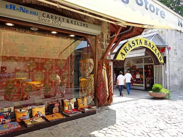 بازار های محلی استانبول