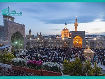 Mashhad picture in spring