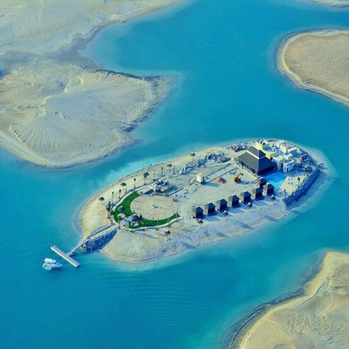 ساحل رویال آیلند دبی