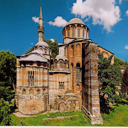 کلیسا چورا در استانبول