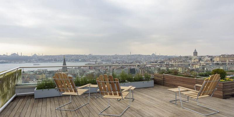 هتل ویت سوییس در تور استانبول